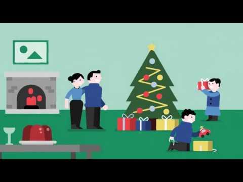 Wie wird ein Weihnachtsbaum bio?