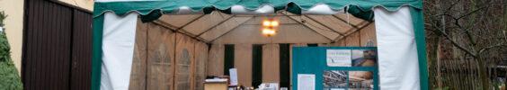 Neues Zelt