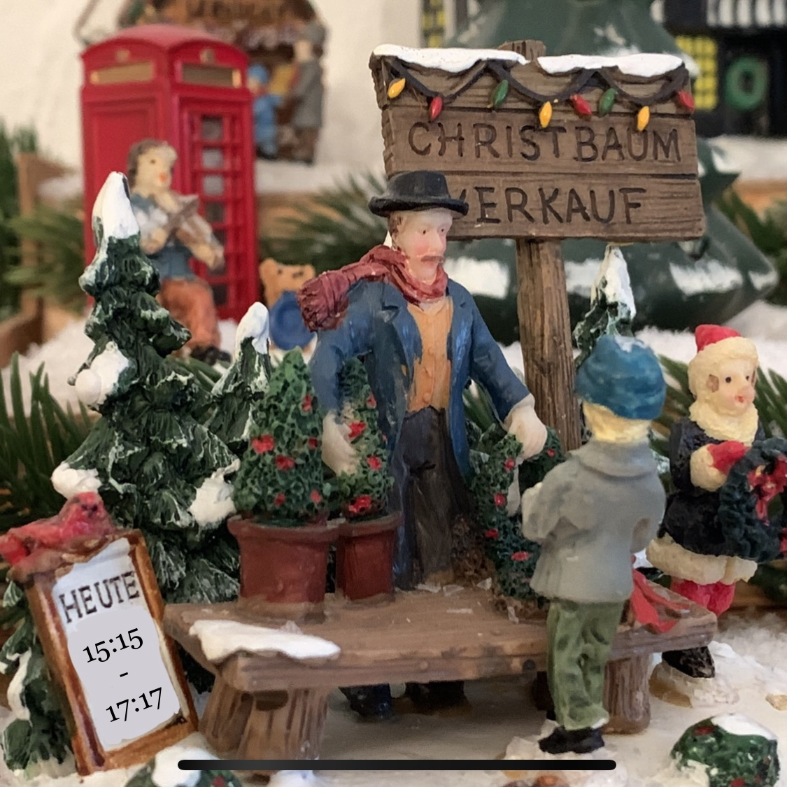 Baumverkauf 14. Dezember 🎄